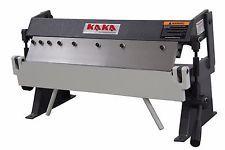 KAKAIND 24In Box and Pan Brake, 20 Ga Sheet Metal Brakes, Sheet Metal Machine