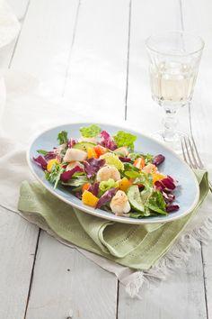 Kampasimpukkasalaatti | K-ruoka #kesä