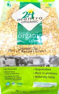 24 mantra Organic chana dal
