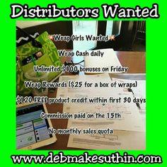 Contact Debra 561-914-0815