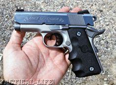 Colt Defender (9mm) Find our speedloader now!  http://www.amazon.com/shops/raeind