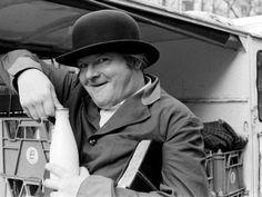 Benny Hill as Ernie the Milkman 1971