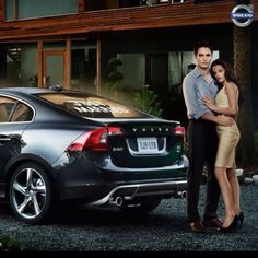 Just married. Volvo.