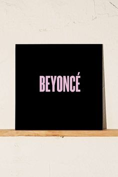 Shop Beyonce - Beyonce LP at Urban Outfitters today. Pretty Hurts, It Hurts, Quality Control Music, Beyonce Fans, Alternative Artists, Drunk In Love, Columbia Records, Blue Ivy, Record Players