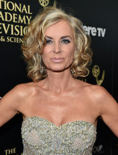is back on the charts with 'Woman's World' Eileen Davidson rumors: Good genes or plastic surgery?Eileen Davidson rumors: Good genes or plastic surgery? Beautiful Old Woman, Bold And The Beautiful, Eileen Davidson, Mother Of The Bride Hair, Good Genes, Girl Blog, Love Hair, Plastic Surgery, Cut And Color