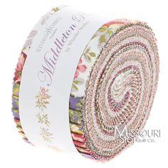 "Middleton Place 2.5"" Strips - Whistler Studios - Windham Fabrics Sew pretty"