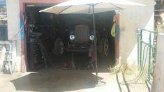 Ratrod in garage. Still building