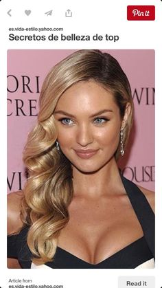 Help on how I can create this look?! Not sure what the best method of curling is and best way to pin hair to the side?