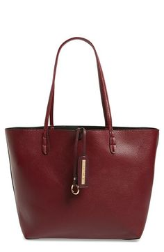 Street Level Reversible Faux Leather Tote available at #Nordstrom