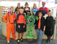 Happy Halloween from Bellevue University Library!