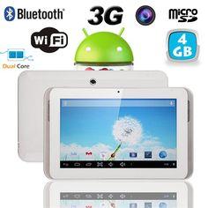 Tablette tactile 3G Android 4.2 9 pouces GSM GPS WiFi HD 3D. http://www.yonis-shop.com/tablette-9-pouces-3g/1715-tablette-tactile-3g-android-4-2-9-pouces-gsm-gps-wifi-hd-3d-4-go.html