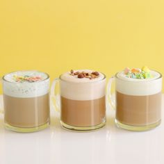 Treat yourself to a Cereal Milk Latte by following this easy breakfast drink recipe.