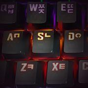 BlogIcon Computer Keyboard, Electronics, Computer Keypad, Keyboard, Consumer Electronics