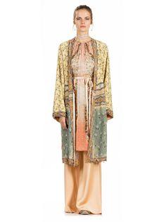 ETRO Woman's REVERSIBLE DUSTER COAT | 161D1481583470750