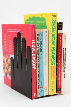 Hands-On Book End - Set Of 2  #UrbanOutfitters