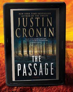 The Passage.  Good read.