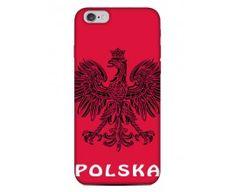 Super nadruk Euro - etui iPhone 6