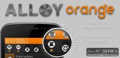 Alloy Orange Theme CM10.1 1.1.1   Telubungsu