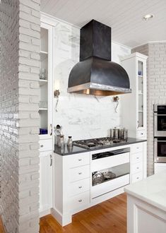 marble cooking hearth