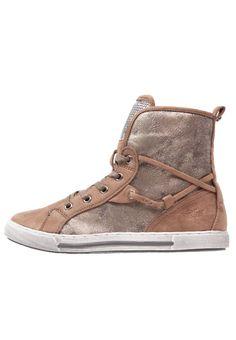promo code af6d9 b6f09 voordelige Fritzi aus Preußen Sneakers hoog metallic nut (taupe)