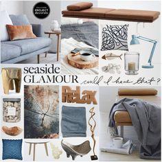 """Seaside Glamour"" by szaboesz on Polyvore"
