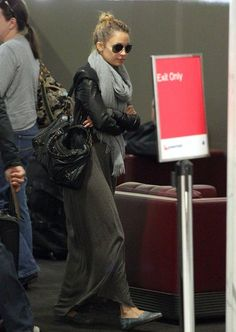 Another Perfect Airport look