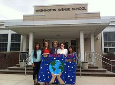 Chatham Girl Scouts create environmental-themed banner for Silver Award