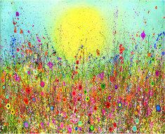 UK Flower Artist Yvonne Coomber - I Love You More Than Words Can Say – Sometimes there are no words for the depth of our love for someone… Flower Artists, Fotografia Macro, Impressionism Art, Arte Pop, Painting Inspiration, Painting & Drawing, Paper Art, Saatchi Art, Original Paintings