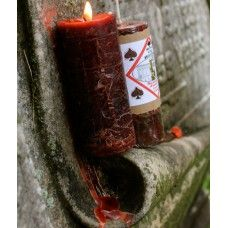 Scales of Justice Hoo Doo Candle-It can be intimidating and downright scary to have to deal with the legal system, but with this candle you can tip the Scales of Justice to your side.