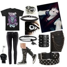Okay. Some stuff yes. Some stuff no. Even though motionless in white is amazing. I wouldn't wear their shirt