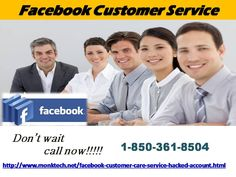 All problems with zero hassle via Facebook Customer Service 1-850-361-8504