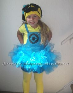 Despicable Me girly minion
