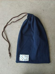 10 Minute Drawstring Bag Tutorial    (Made from an old t-shirt)    www.the-red-kitchen.com