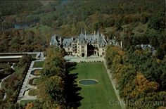 Arial View of Biltmore
