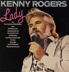 """Lady"" is a song written by Lionel Richie and recorded by American country artist Kenny Rogers. It was released in September 1980 as a previously unreleased single on the album, Kenny Rogers Greatest Hits.  Lyrics http://www.metrolyrics.com/lady-lyrics-kenny-rogers.html  Video http://www.youtube.com/watch?feature=endscreen=EcBgfNuOkGs=1"