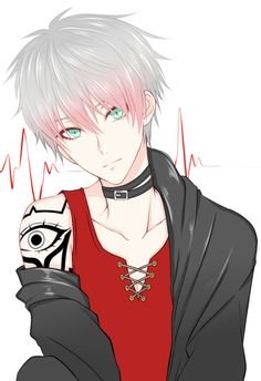 Saeran from Mystic Messenger Mystic Messenger Unknown, Mystic Messenger Game, Mystic Messenger Fanart, Otaku, Hot Anime Boy, Anime Guys, Chibi, Saeran Choi, Fangirl