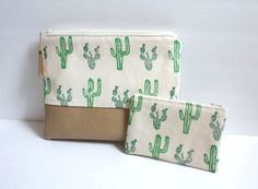 Cactus Block-Printed Pleather Clutch by thoughtfullymadeco on Etsy https://www.etsy.com/listing/226491661/cactus-block-printed-pleather-clutch
