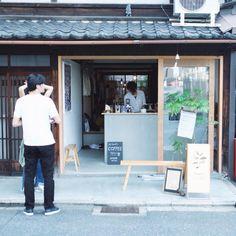 "1,214 Likes, 19 Comments - Kurasu (@kurasu.kyoto) on Instagram: ""9/23 またまた素敵な出会い。Dongreeコーヒースタンド。…"""