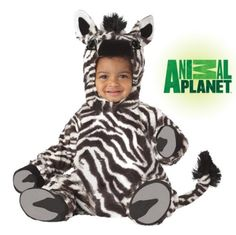 Baby Animal Planet Zebra Costume Size 18-24 Months - Click image twice for more  sc 1 st  Pinterest & 114 best Kids Animal Costumes images on Pinterest | Children ...