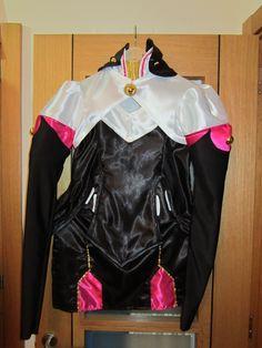 Procesos del cosplay de EVE CODE NEMESIS - ELSWORD #NASOD #EVECODENEMESIS #ELSWORD #COSPLAY #SPAIN
