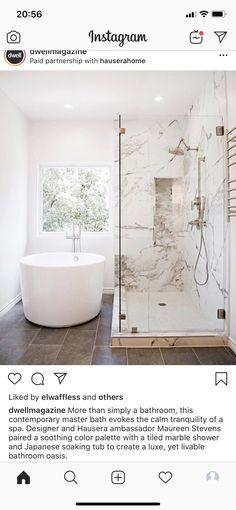 Clawfoot Bathtub, Alcove, Bathroom, Clawfoot Tub Shower, Bath Room, Bathrooms, Bath, Bathing, Bathtub