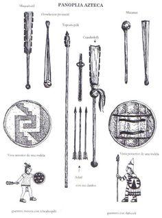aztec weapons Ancient Aztecs, Ancient Civilizations, Aztec Weapons, Cultures Du Monde, Aztec Empire, Aztec Culture, Aztec Warrior, Star Wars Episode Iv, Indigenous Tribes