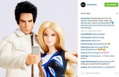 Zoolander Crashes Barbie's Instagram and Teaches Her How to Do the Blue Steel   ADFREAK