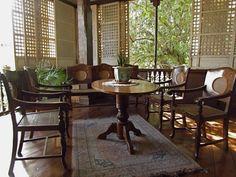 1784: Around Lipa: Casa de Segunda, coffee plantation