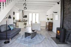 Avant-après : la transformation d'un salon en pièce lumineuse - Maison Créative