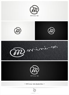 Logo for Mini Martini by binggolaz | #corporate #branding #creative #logo #personalized #identity #design #corporatedesign < repinned by an #advertising agency from #Hamburg / #Germany - www.BlickeDeeler.de | Follow us on www.facebook.com/BlickeDeeler
