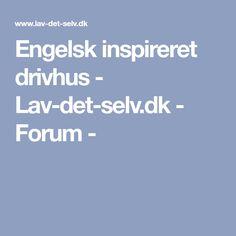 Engelsk inspireret drivhus - Lav-det-selv.dk - Forum -
