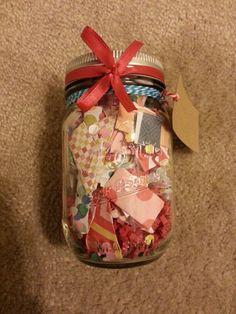 Mason Jar presents.