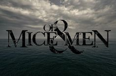 Of Mice and Men Band | Of Mice and Men: Band Logo by ~MikeFuentes on deviantART