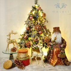 120cm Christmas Tree set / Jewel Garden クリスマスツリーの通販【マテリ】  